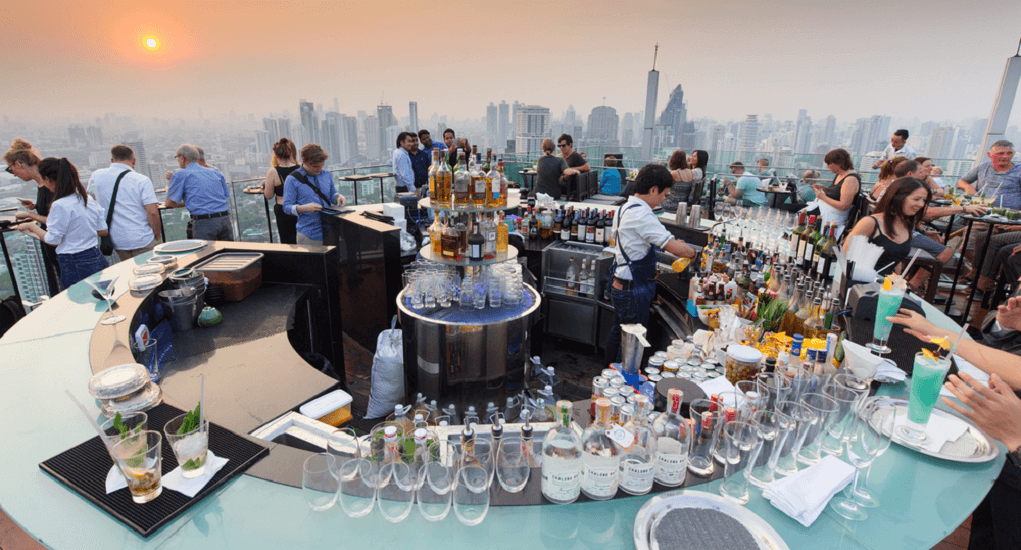 Don Mueang Airport - Sky Bar