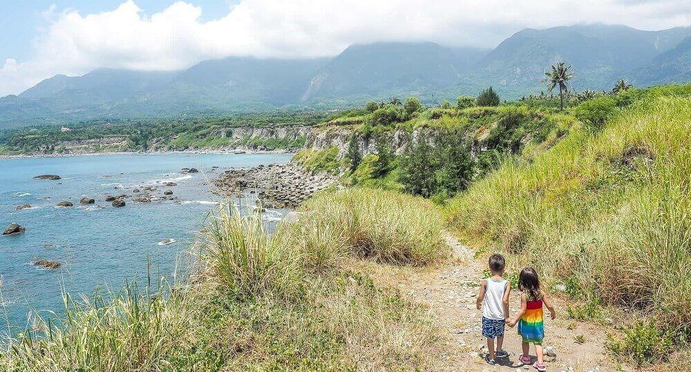 Indahnya nuansa alami di Dulan Township, Taiwan