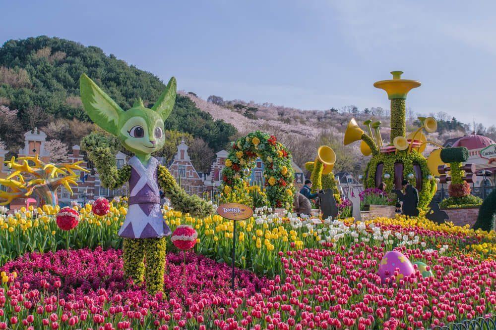 Everland Tulip Festival 2020