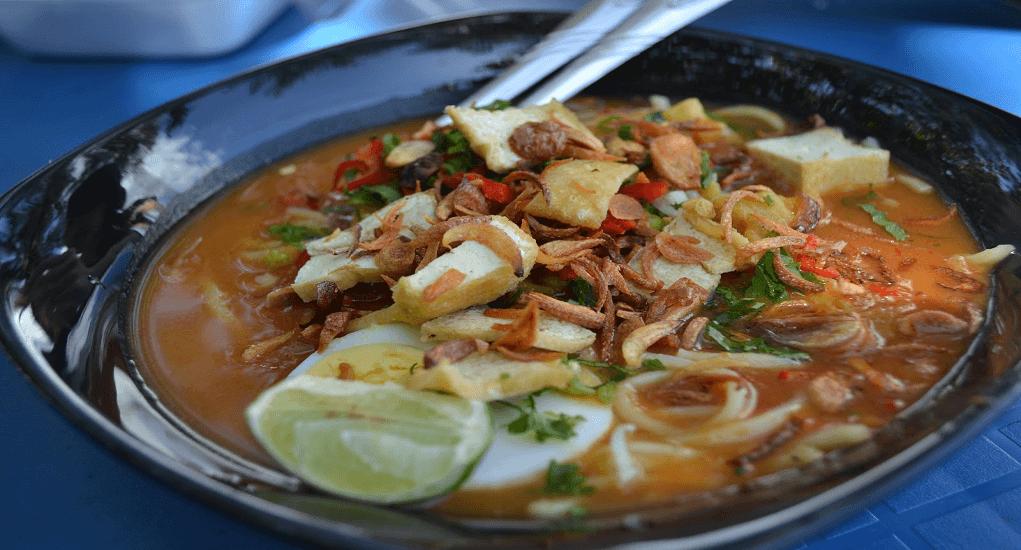 Foods in langkawi - Laksa