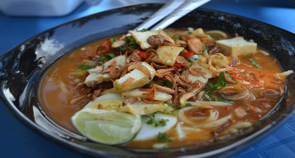 Foods in langkawi - Laksa
