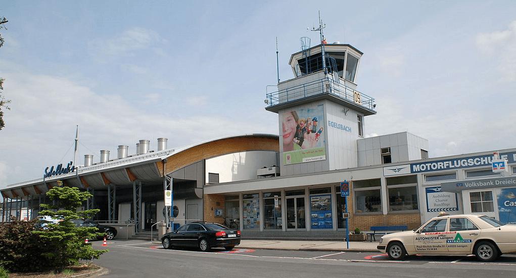 Frankfurt Egelsbach Airport