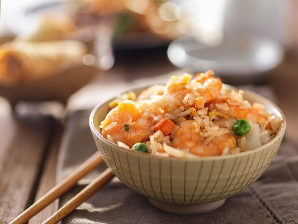 Fried rice is a simple dish with many variations in China