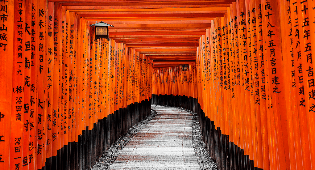 Fushimi Inari Taisha - About the Shrine