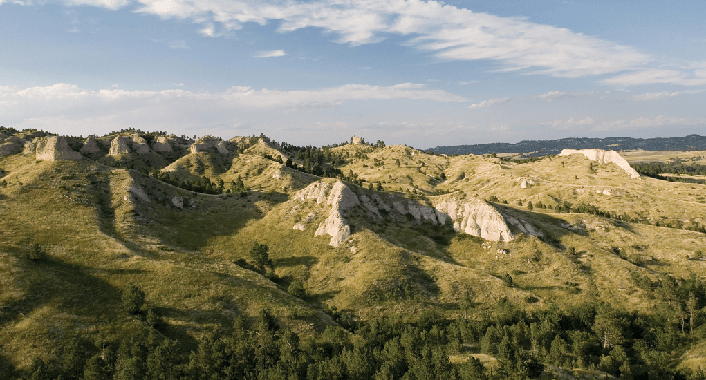 Geological Park - Chadron State Park