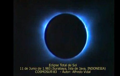 Gerhana Matahari Total di Indonesia