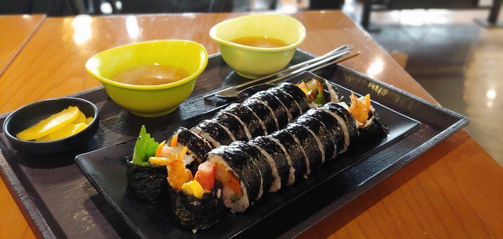 饭卷 Gimbab