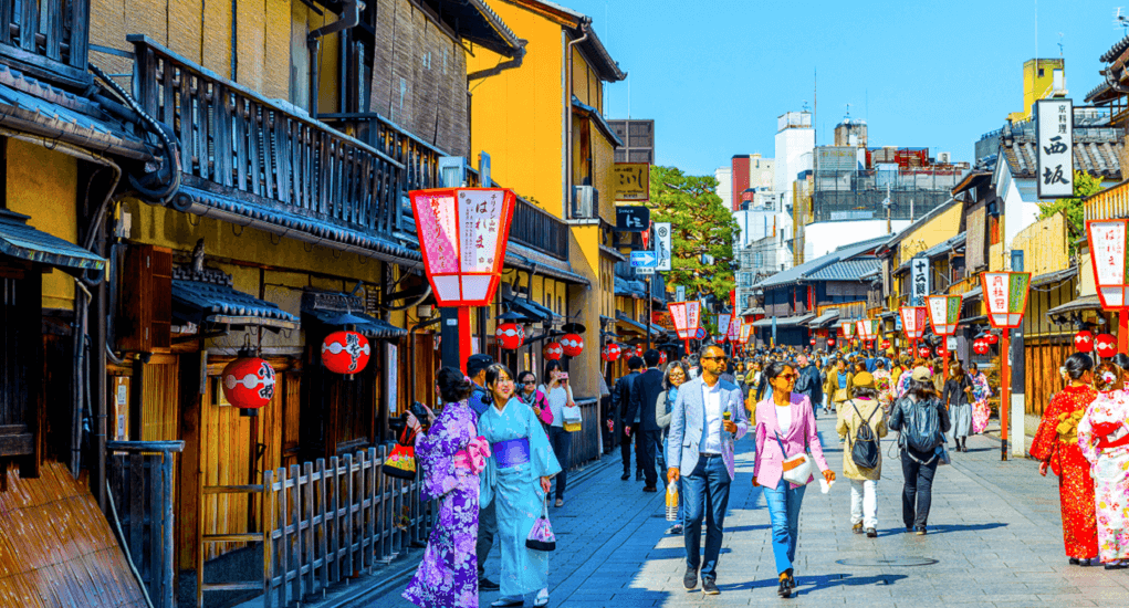 Gion District - Exploring Gion District