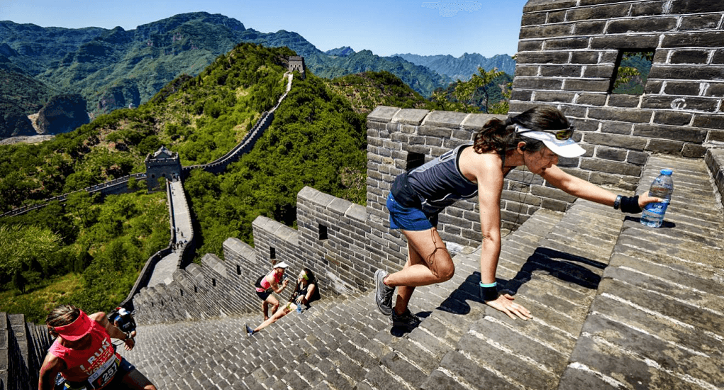 Great Wall of China - Choose non-tourism