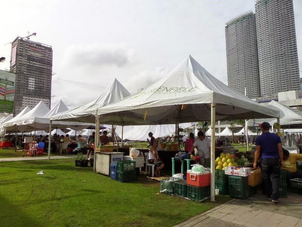 Greenfield Market