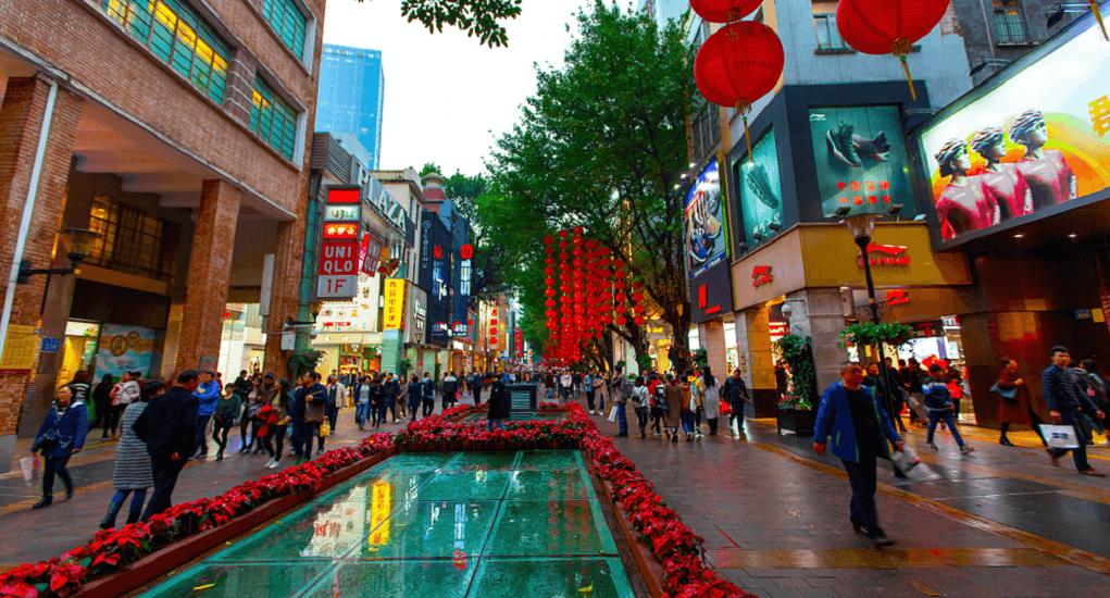Guangzhou - Beijing Lu