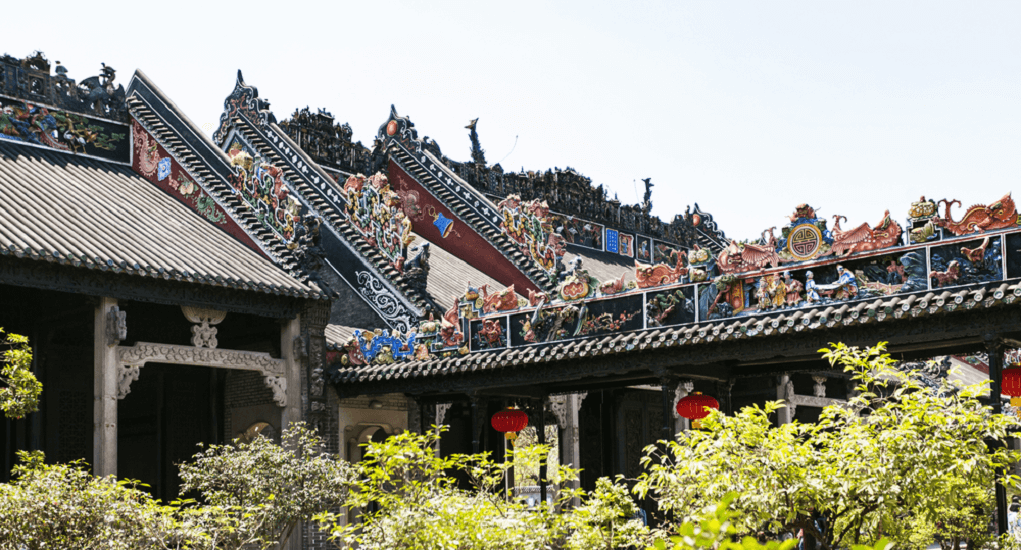 Guangzhou - Chen Clan Academy
