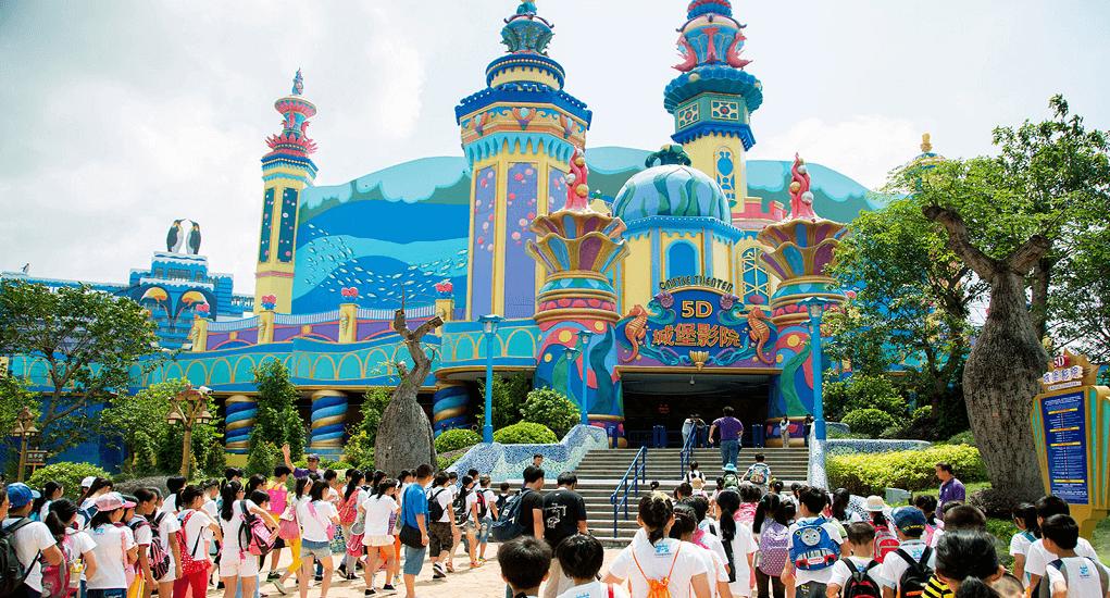 Guangzhou - Chimelong Tourist Resort