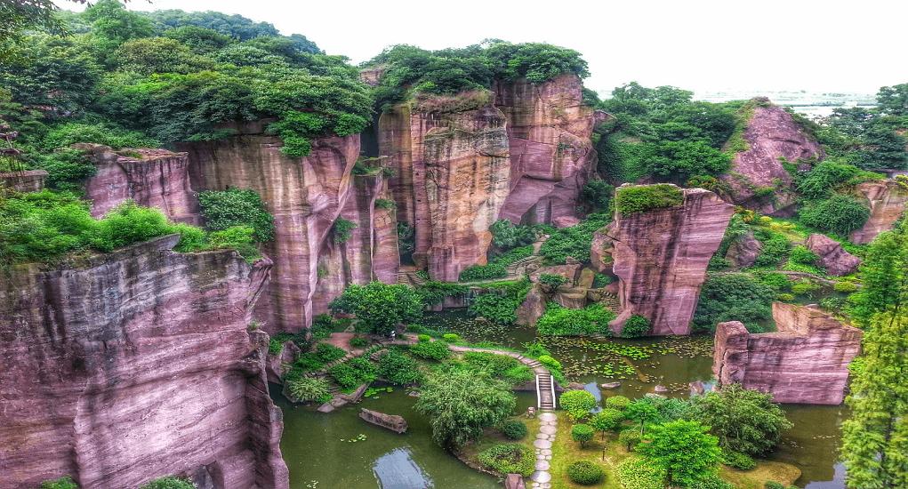 Guangzhou - Lotus Hill