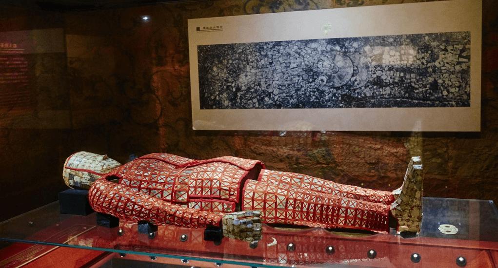 Guangzhou - Mausoleum of the Nanyue King