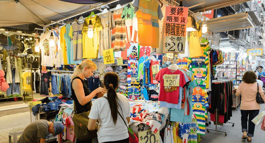 Guangzhou - Menikmati Wisata Belanja