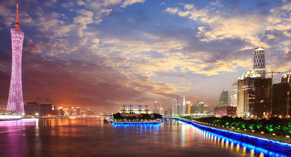 Guangzhou - Pearl River Night Tour