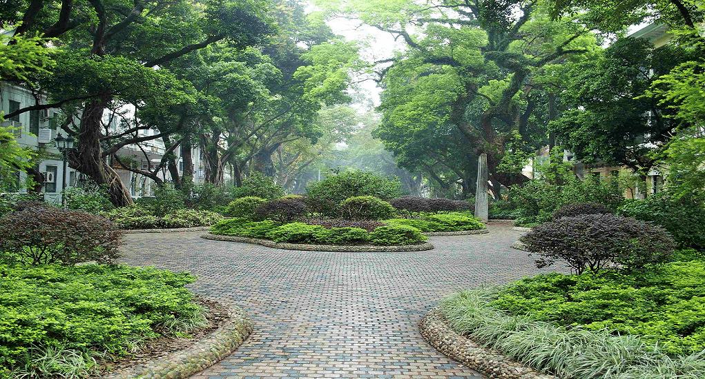 Guangzhou - Shamian Island