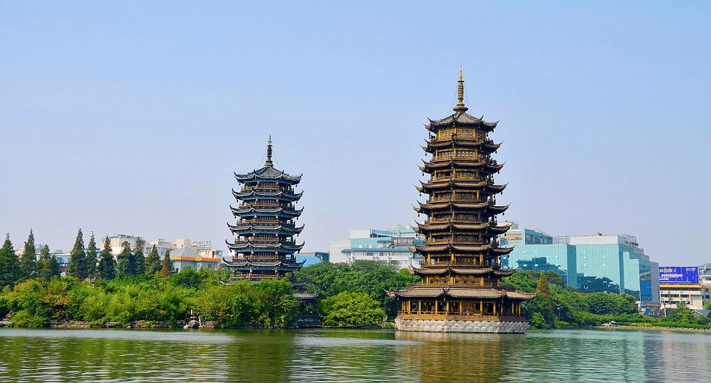 Guangzhou - Six Banyan Trees Temple