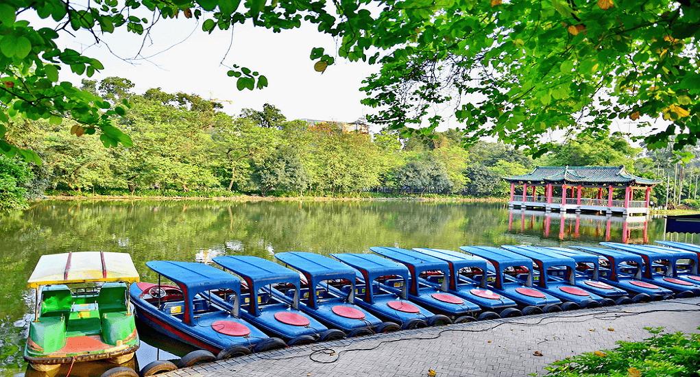 Guangzhou - Yuexiu Park