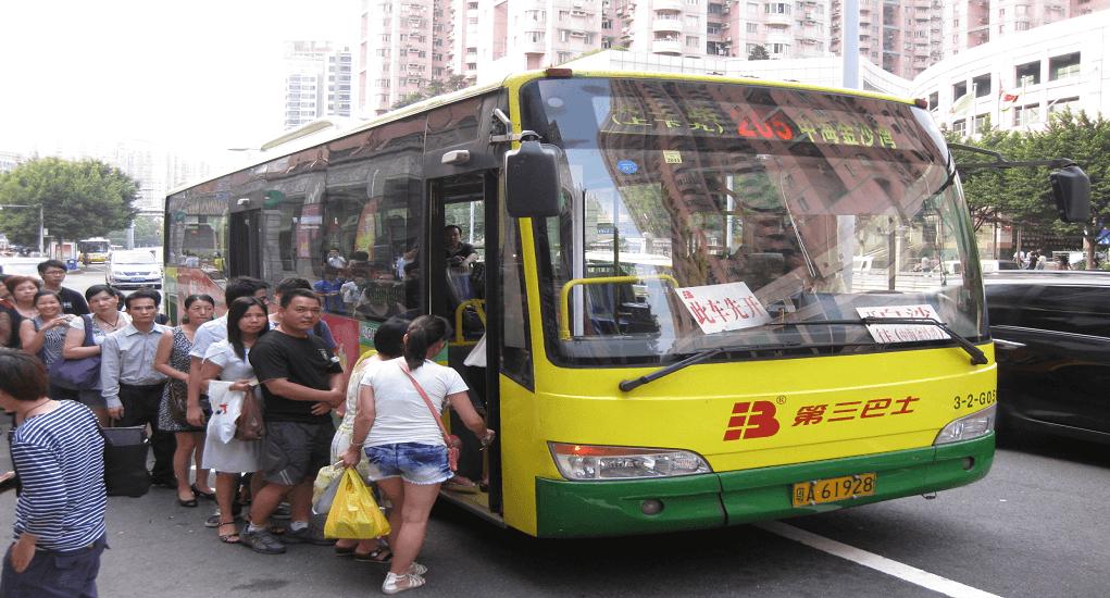 Guangzhou - transportasi