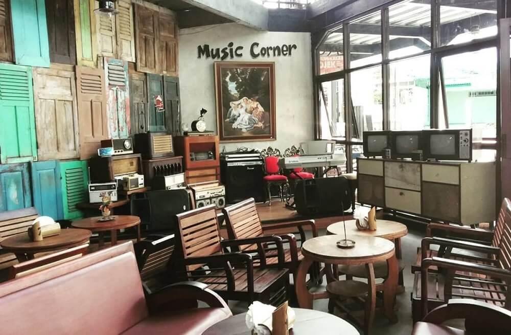 Cafe lawas di Bogor untuk hang out