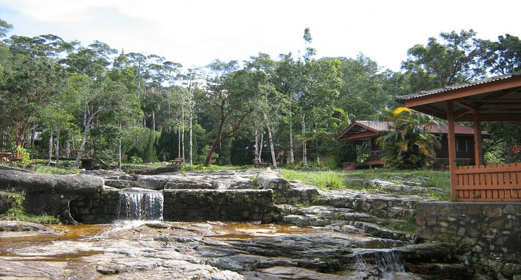 Gunung Jerai - Taman Hutan