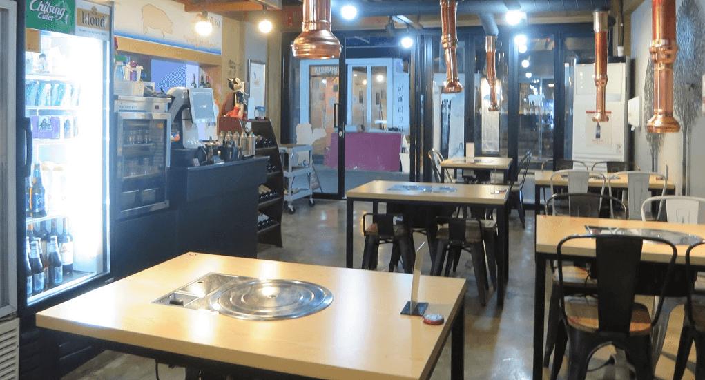 Gwangali beach - Cafe-Cafe Sekitar Pantai