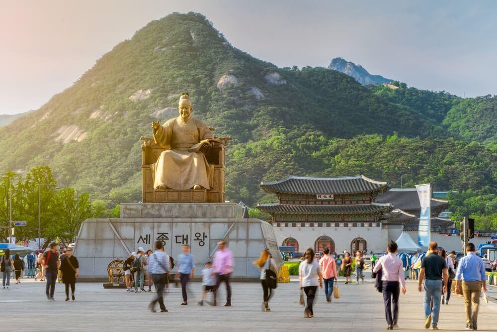 gwanghwamun-korea