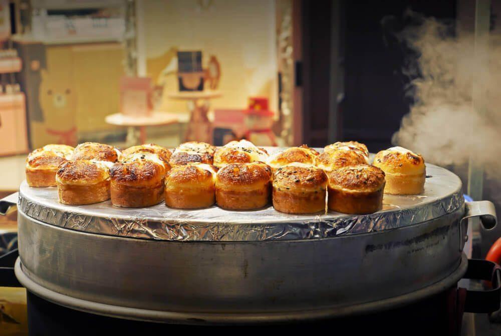 Gyeranppang (Egg Muffins)