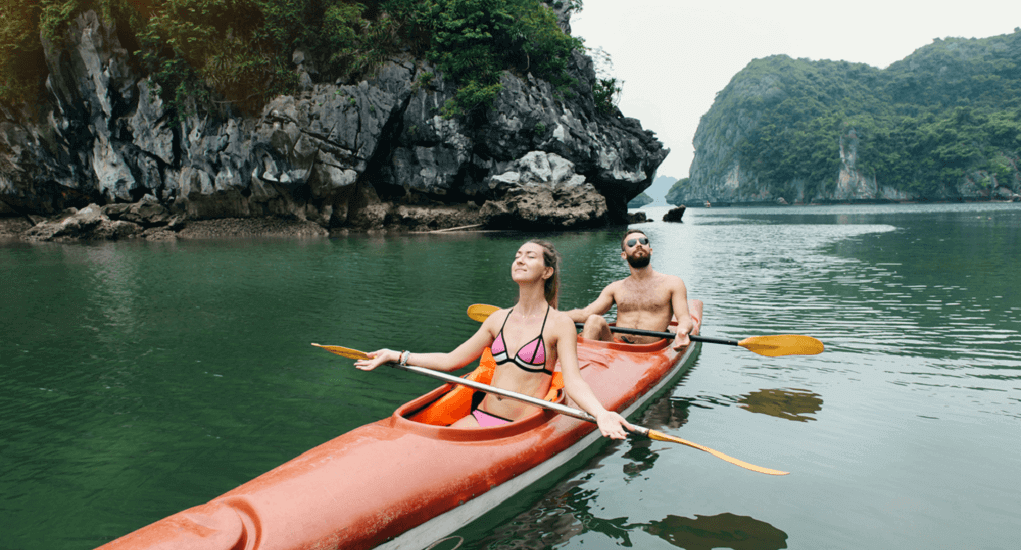 Halong Bay - The General Exploration