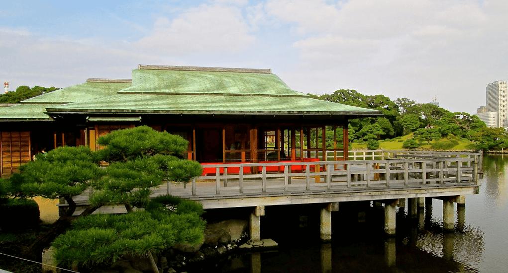 Hamarikyu Park - Shioiri-no-like