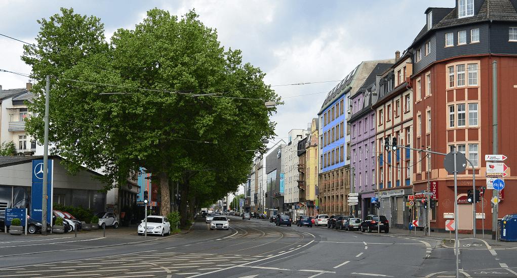Hanauer-landstrasse