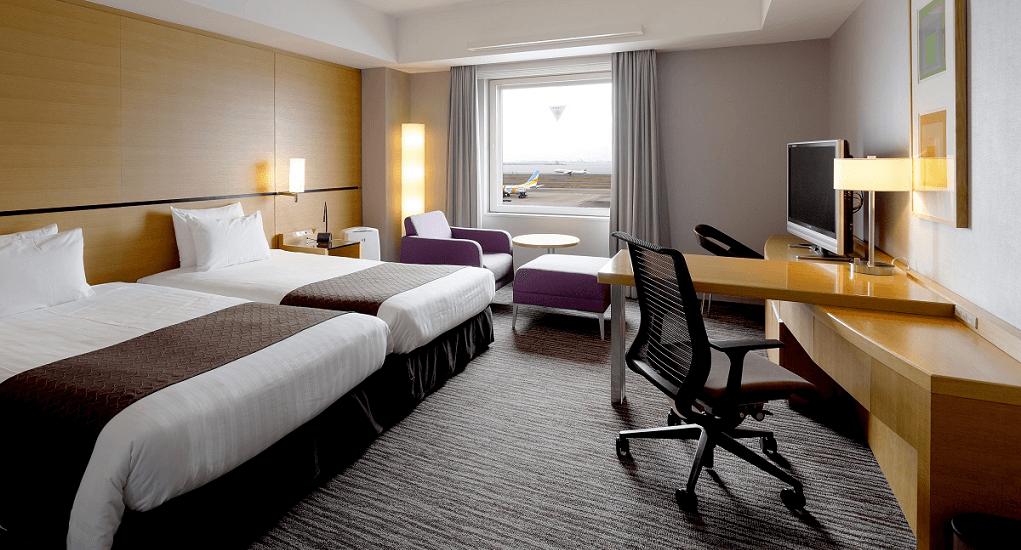 Haneda Airport - Haneda Excel Hotel Tokyu