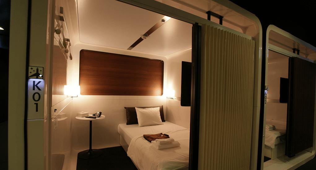 Haneda Airport - Hotels
