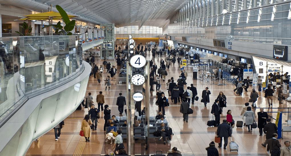 Haneda Terminal Airport - Terminals in Haneda Airport