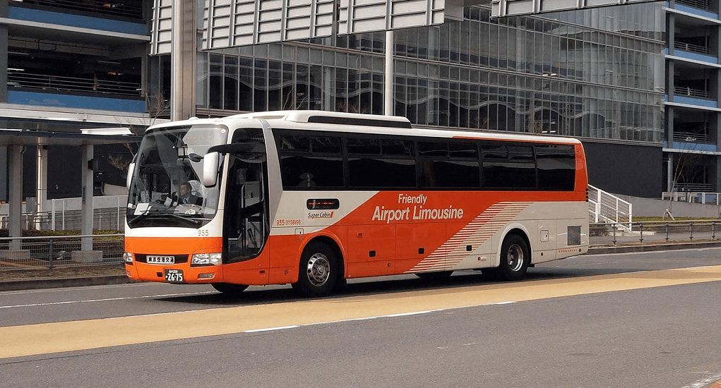 Haneda airport transportation - Limousine Bus