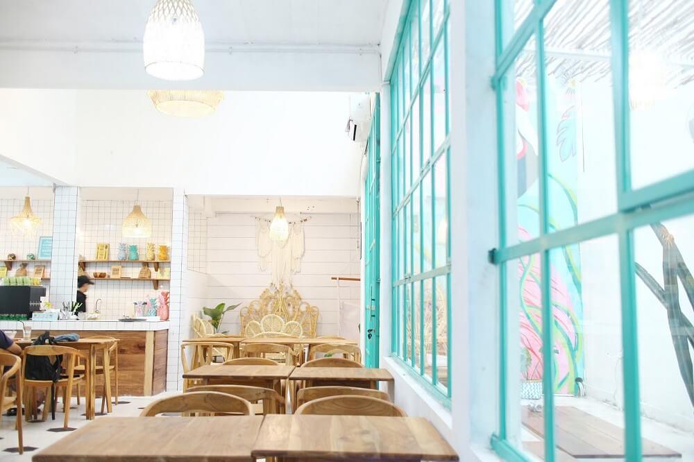 Interior kafe instagramable dan keren