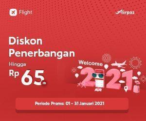 Harga-Promo-Tiket-Pesawat-Murah-Semua-Tujuan-Bulan-Januari-Airpaz-W-8399