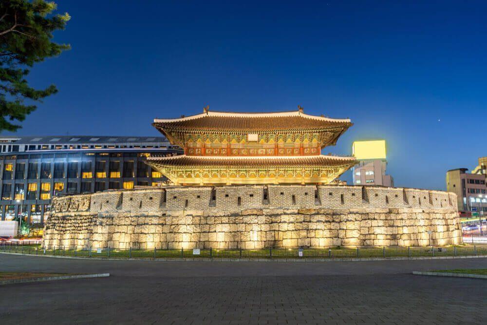 Heunginjimun Building