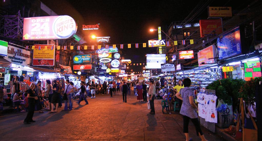 Hiburan Malam Bangkok