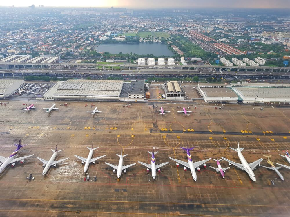 Don Mueang Airport was first established in 1924