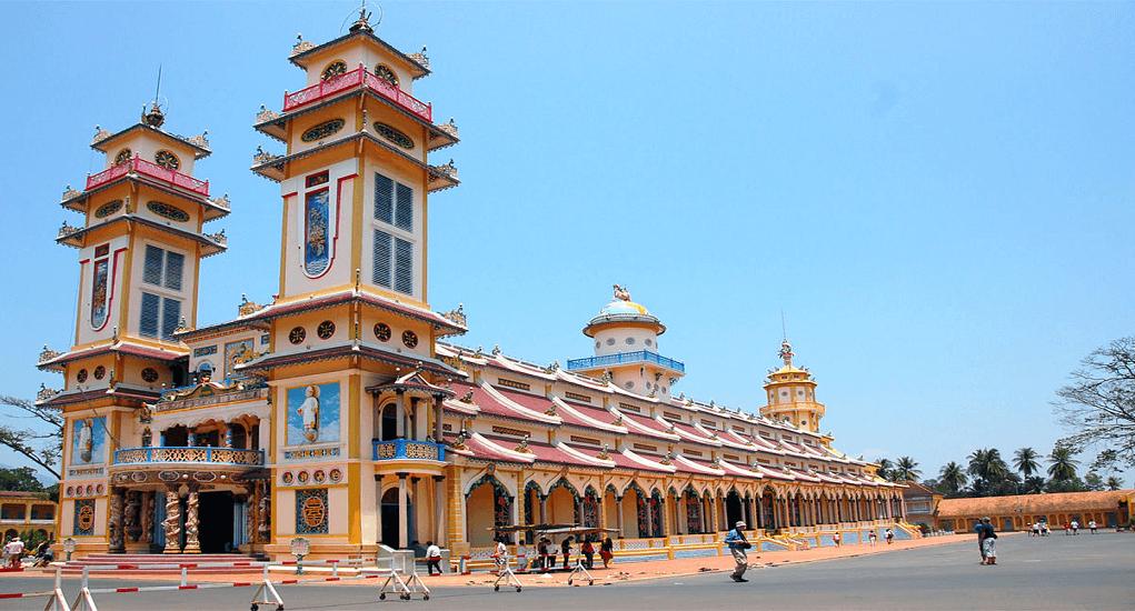 Ho Chi Minh - Cultural Sights