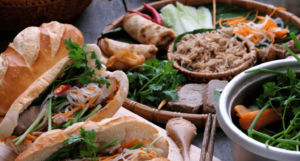Ho Chi Minh - Eat