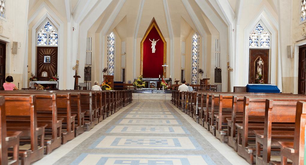 Ho Chi Minh - Ky Dong Church