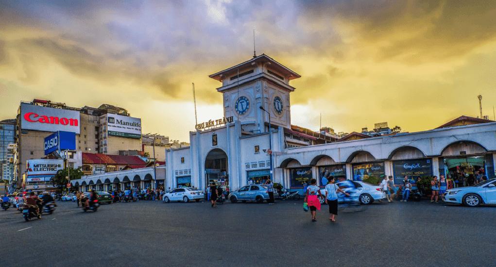 Ho Chi Minh - Visit