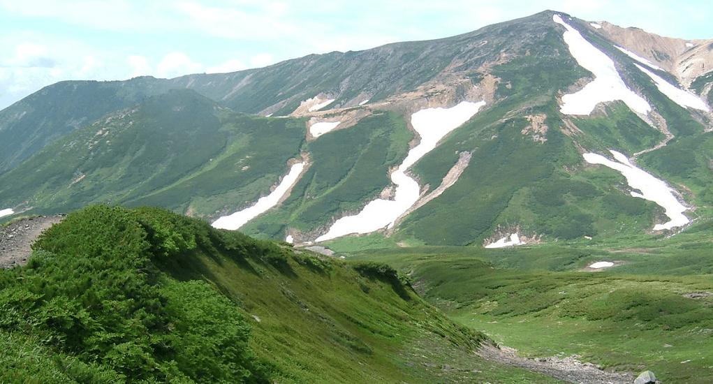 Hokkaido - Daisetsuzan National Park