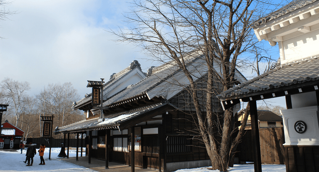 Hokkaido - Date Jidai Village