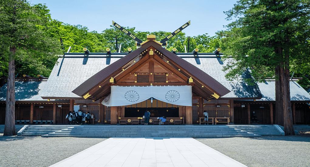 Hokkaido - Hokkaido Shrine