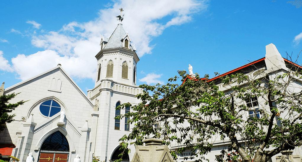 Hokkaido - Motomachi Roman Catholic Church